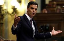 Sánchez prohibirá las amnistías fiscales y aumentará los impuestos a las empresas