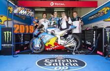 Àlex Màrquez seguirá en Moto2