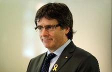 La Fiscalia alemanya demana al Tribunal retirar l'euroordre contra Puigdemont