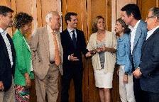 Albiol revela que dóna suport a Casado com a candidat a presidir el PP