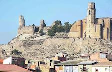 Castelló demana ajuts per consolidar una torre del castell