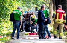 Deu persones ferides en un atac amb ganivet a Alemanya