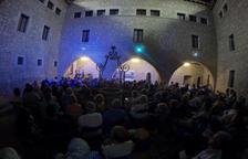 Mequinensa obre el cicle 'Música als Castells' amb jazz i poesia