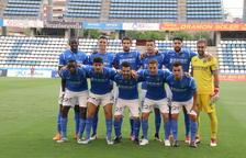 El Lleida farà 'stage'