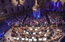 Más de 800 espectadores inauguran el XXXVIII Festival de Música de Cervera