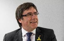 Puigdemont compareixerà dimecres davant de la premsa a Berlín