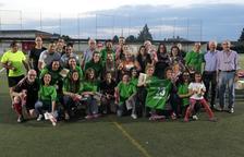 Més de 400 participants en el VI Campionat de Futbol 7 de BonÀrea Agrupa