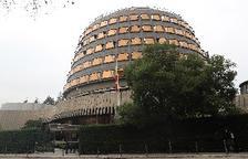 El Constitucional admet a tràmit els recursos contra la presó de Romeva, Forcadell i Bassa