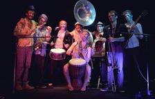 Pirineos Sur encara su recta final con ritmos afro-jazz y flamencos