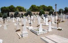 Miralcamp construeix trenta nínxols nous al cementiri