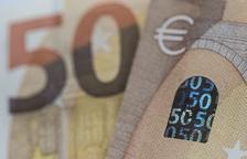 El salari brut a Catalunya baixa un 0,2%, fins a 24.140 €