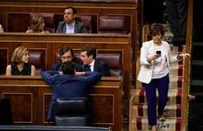 Pablo Casado rebutja la direcció proporcional que vol Santamaría