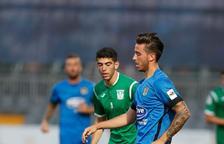 Jaime Almagro jugarà al Lleida cedit pel Saragossa