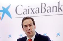 CaixaBank gana 1.298 millones en el primer semestre, un 54,6% más