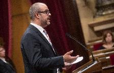 El conseller Buch nombra asesor al mosso que acompañó a Puigdemont en Bruselas