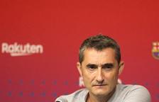 Ernesto Valverde demana