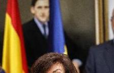 Carmen Calvo: