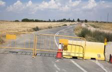 Cierra por obras hasta septiembre la vía entre Castellserà y Preixens