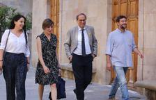 El Govern alerta a Sánchez de que no dispone de 'tiempo infinito' para dar 'pasos adelante'