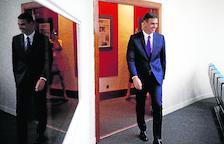 Pedro Sánchez es compromet a no obrir nous conflictes judicials contra el procés