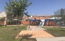 Vecinos de Juneda votan que el nuevo parque urbano se llame '1-O'