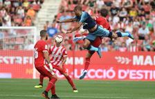 El nou Girona brilla davant el Tottenham