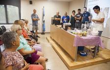 Proceso popular en Vallbona sobre el sistema de recogida de basuras