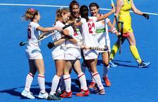 España, bronce, gana su primera medalla en un Mundial