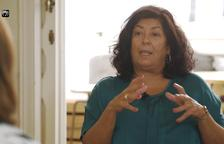 Almudena Grandes habla de su última novela