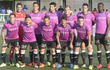 El Lleida es mesura avui amb l'Osasuna, de Segona A