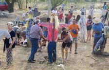 Vallbona repara los 'estimaocells' que se instalaron hace siete años