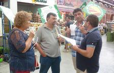 UP declara la guerra a la venta de fruta sin la calidad mínima exigible