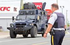 Un tiroteig en una ciutat canadenca acaba amb quatre persones mortes