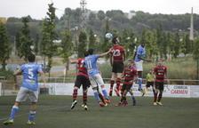 L'EFAC goleja el filial del Lleida amb 'hat-trick' de l'exblau Enric Bosch