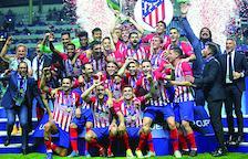 L'Atlètic de Madrid, campió a la pròrroga