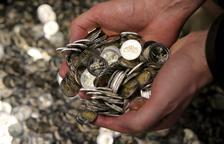 Uns 660 milions d'euros en dipòsits van sortir de Lleida l'any passat