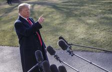 """La prensa se une contra el acoso de Trump y este dice que es """"la oposición"""""""