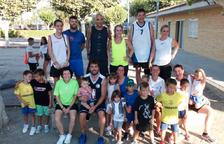 El torneig 3x3 de Torregrossa s'estrena amb 20 equips i 78 jugadors