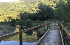 El Parc del Salencar estrena un itinerario para discapacitados