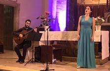 Juneda disfruta de Schumann y Brahms con un joven dúo