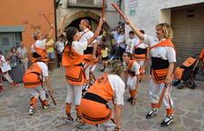 Els bastoners de Lleida se citen a Peramola