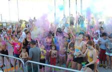 En Ponent sigue la fiesta, con música y juegos populares