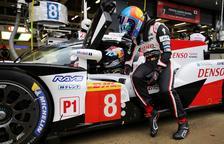 Alonso es queda a 4 dècimes de la 'pole' a les 6 Hores de Silverstone