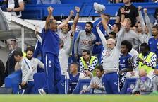 Marcos Alonso salva el triomf del Chelsea