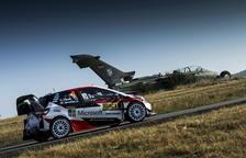 Dani Sordo opta al triomf a Alemanya