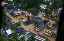 El sur de India sufre las peores riadas en un siglo