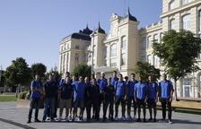 L'Estudiantes inicia l''stage' de cinc dies a la Val d'Aran