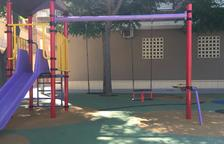 Inversión de 5.000 euros para mobiliario infantil en Fraga