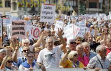 Lleida té menys de dos cotitzadors a la Seguretat Social per pensió