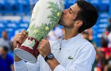 Djokovic ascendeix al sisè lloc després de fer història a Cincinnati